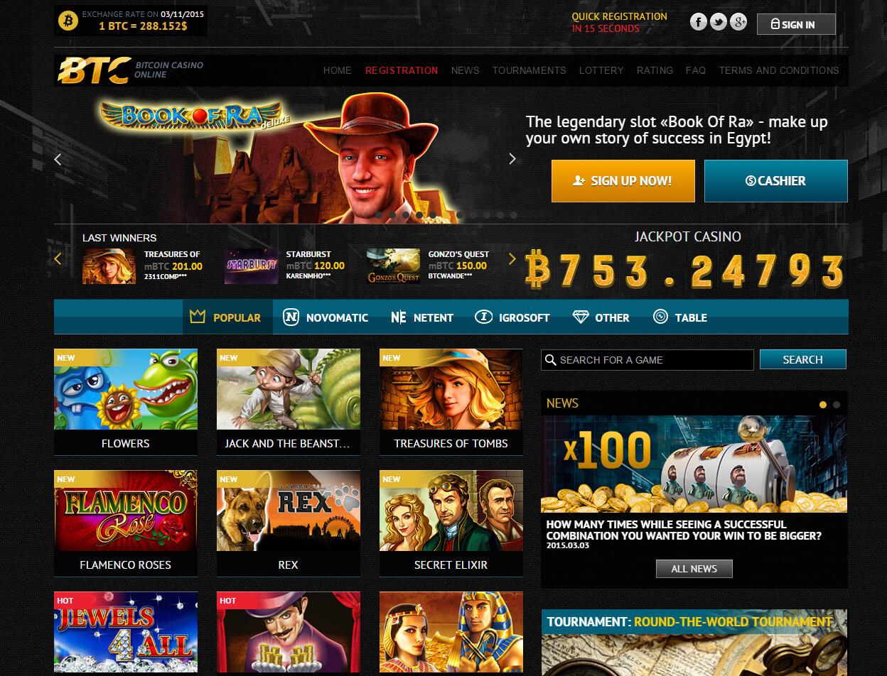 Slot bitcoin jackpot playboy emas