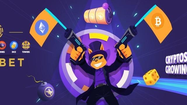 Permainan kasino bitcoin online uang riil online terbaik