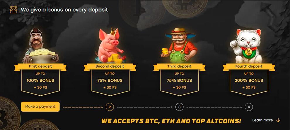 Gratis tanpa deposit bonus berputar gratis